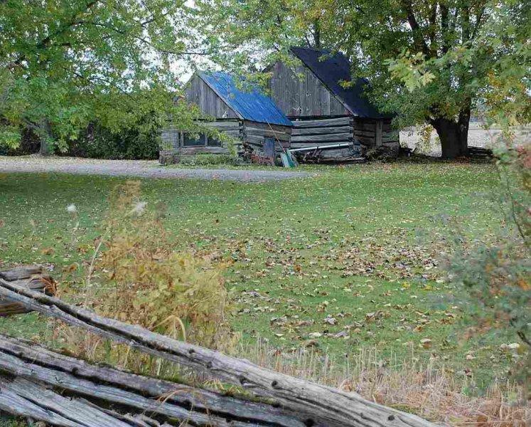 Barn 2 - Lorna Graham Historic Barn #2