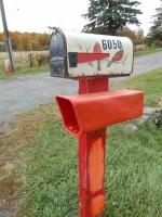 Mail 2 - Abu Alibhai mailbox 2 DSCN0678