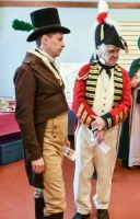 General Burke and the Duke of Richmond