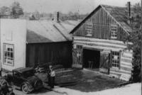 Switzer-Blacksmith-shop-1941- photo by James Lebarron